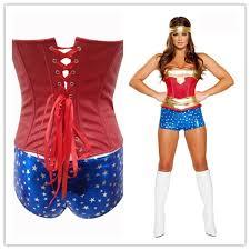 Wonder Woman Accessories Aliexpress Com Buy Funny Wonder Woman Superwoman Costume