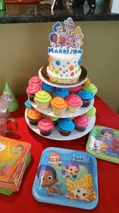 five bubble guppies birthday cake ideas for inspiration bubble