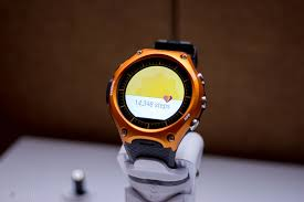 casio wsd f10 android wear smartwatch google wearable goes rugged