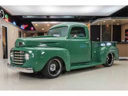 Ford Vintage Truck - 1948 ford f1 for sale on classiccars com 8 available