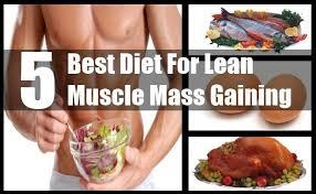 best foods for muscle building diet plan for men
