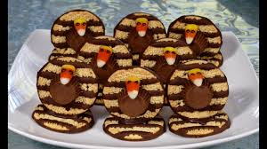 thanksgiving oreo turkey cookies recipe how to make turkey cookies youtube