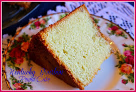 sweet tea and cornbread kentucky bourbon pound cake