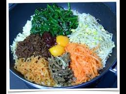 cuisine cor馥nne recette recette coréenne bibinba ou bibimpa ou bibimbap sur http a