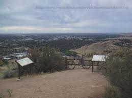 driving directions to table rock boise table rock trail hiking walking trails com
