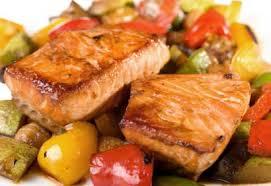 cuisiner du saumon au four filets de saumon teriyaki coup de pouce