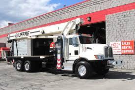 kenworth box truck 28 ton terex bt28106