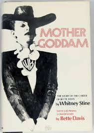 mother goddam signed by bette davis