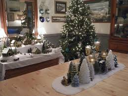 christmas tabletop decoration ideas fabulous dining table inspiring design complete astounding
