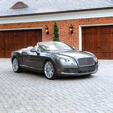 bentley continental convertible 2014 bentley continental gt speed convertible