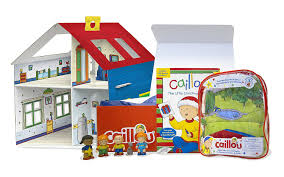 caillou toys brings caillou review u0027s free