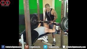 Anderson Silva Bench Press Gym Idiots Dj Khaled Punches Like A U0026 More Fails Video