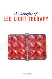red light therapy skin benefits this is how led therapy changes your skin light therapy therapy