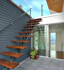 outside stairs design outdoor staircase design deck stair railing deck staircase design