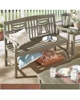 High Back Garden Bench Check Out These Bargains On Yasawa Wood Outdoor High Back Garden