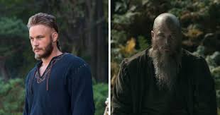 why did ragnor cut his hair ragnar lothbrok beard evolution from a handsome peasant to a