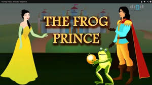frog prince animated fairy tale u0026 bedtime storybook kids