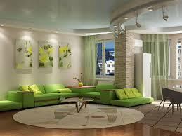green livingroom green living room home interior