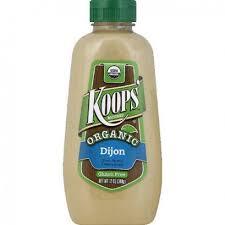 koops mustard koops organic dijon mustard gluten free grain free refined