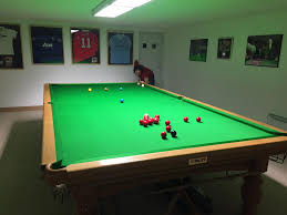 full size snooker table re install full size snooker table after flooding in