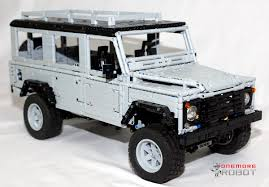 custom lego mini cooper lego moc 0580 land rover defender 110 technic 2012 rebrickable