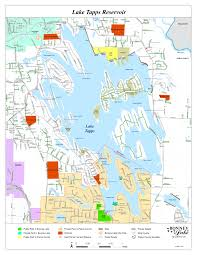 Seattle City Limits Map by City Of Bonney Lake Business Section Maps