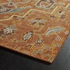 modern u0026 contemporary hand knotted wool rug allmodern