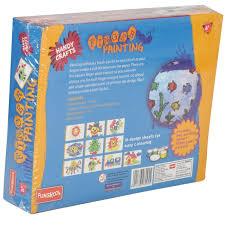 buy funskool finger painting kit for kids online at best price in