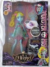 13 wishes lagoona new high 13 wishes freshwater lagoona blue doll ebay