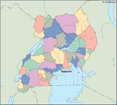 uganda map vector uganda vector map vector eps maps eps illustrator map our