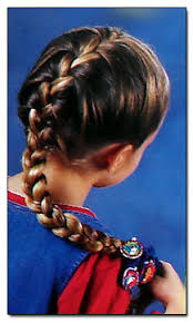 how to i french plait my own side hair how to french braid your hair step by step instructions
