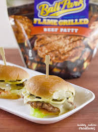 Easy Appetizers Easy Game Day Sliders And Croissant Appetizers Sprinkle Some Fun