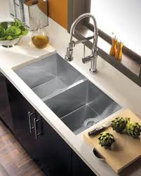 Brilliant Modern Kitchen Sink Unique And Creative Sinks On Ideas - Double sink kitchen