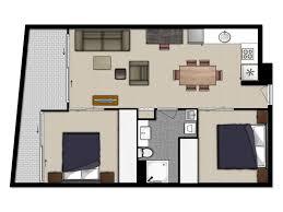 2 Bedroom Apartments Melbourne Accommodation 2 Bedroom Serviced Apartment At The Sebel Melbourne Docklands 2