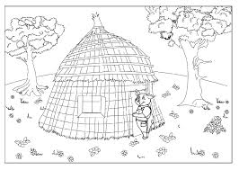 coloring pages pigs 3