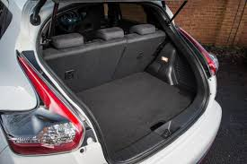 juke nismo trunk review nissan juke nismo rs york press