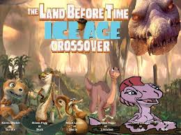 land ice age crossover ice age wiki fandom