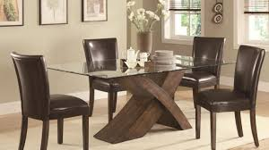 pedestal dining room sets furniture awesome custom dinette sets with crosswise pedestal