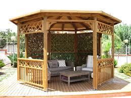 gazebo da giardino in legno prezzi gazebo da giardino prezzi