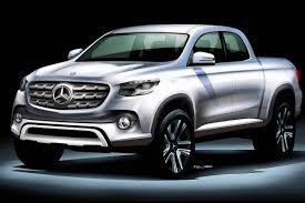 future mercedes truck what will the mercedes benz pickup truck look like
