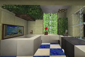 minecraft badezimmer tutorial wie baue ich ein badezimmer mit minecraft sbz