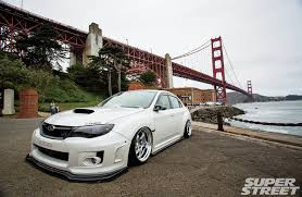 subaru hatchback custom subaru impreza 4x4 news photos and reviews