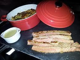 cuisiner pour amoureux notre repas pour l anniversaire de mon papa la popotte coup de c