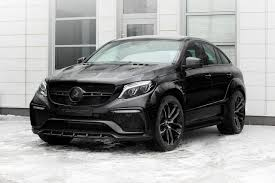 get awestruck with the mercedes benz gle 350d inferno by topcar