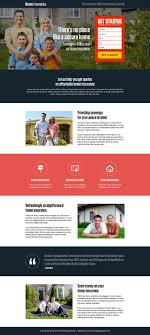 free online home page design 55 best home insurance landing page design images on pinterest