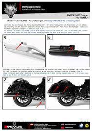 Si E Auto R Er Remus Product Release Bmw K1600 Bagger Page 4 Bmw K1600 Forum