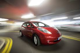 nissan leaf acenta review leaf review