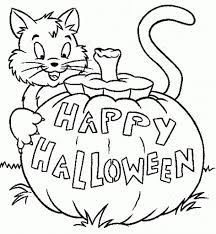 free coloring pages halloween printable aecost net aecost net