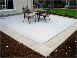 Concrete Patio Ideas For Small Backyards by Backyards Appealing Garden Patio Post Ideas For Small Gardens F