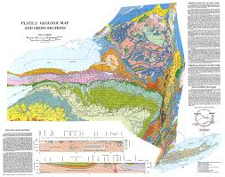 Maps Of New York State by New York State Geologic Map New York State U2022 Mappery